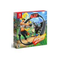 銀聯專享 :  Nintendo 任天堂 Ring Fit Adventure 健身環大冒險 健身游戲 *2件