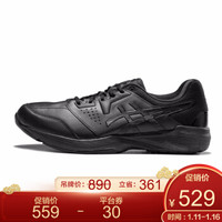 ASICS亞瑟士 訓練鞋男運動鞋GEL-QUEST FF LE 黑色 43.5