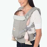 ERGObaby adapt 3定位嬰兒背帶 Pearl Grey