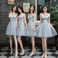 漂亮芭藜 PL-068 灰色禮服