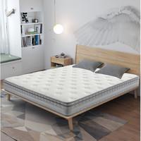京造 乳胶3D软硬两用弹簧床垫 180*200cm