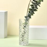 京造 簡約現代水培花瓶 12*19.5cm