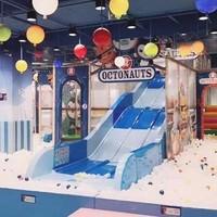海洋球池/滑梯/暢玩淘氣堡!成都 萬達寶貝王 19店通用 親子票