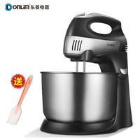 東菱 HM925S-A家用電動打蛋器不銹鋼烘焙工具350W烘焙和面奶油