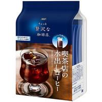 AGF 奢華冷泡黑咖啡冰咖啡 1袋裝 *2件