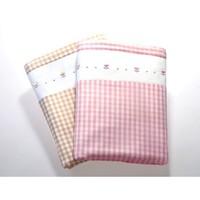 京東PLUS會員 : liangliang 良良 嬰兒床單 120*70cm  *4件
