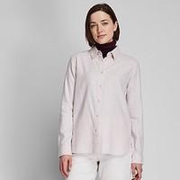 UNIQLO 優衣庫 421933 女士法蘭絨襯衫