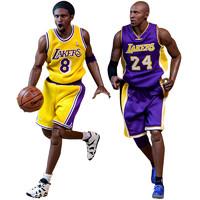 玩??倓訂T : 那些叱咤球場的NBA巨星 ENTERBAY 朗行 NBA球員系列 兵人