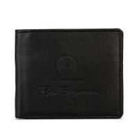 銀聯專享 : Ben Sherman Dack Leather RFID 男士錢包