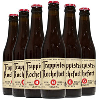 Trappistes Rochefort 罗斯福 6号 修道院啤酒 330ml *7件 +凑单品