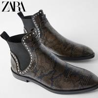 ZARA TRF 17181001032 女士切爾西短靴