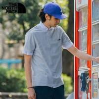 移動端 : TheNorthFace 北面 男士快干短袖T恤