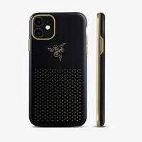 Razer 雷蛇 冰铠专业版 黑金特别款 苹果iPhone 11系列手机 散热保护壳