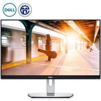 戴爾(DELL) S2319H 高清23英寸IPS微邊框雙揚聲器辦公家用顯示器IPS 預訂 新品 1080P