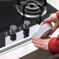 防油防水防霉廚房灶臺水槽墻邊美縫貼膠帶