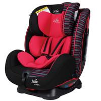 京東PLUS會員 : 英國JOIE巧兒宜汽車兒童安全座椅寶寶座椅0-7歲適特捷C0925紅色條紋