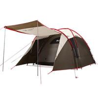 MOBI GARDEN 牧高笛 NXZQU61003 雙層3-4人大空間帳篷