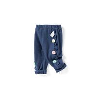 巴拉巴拉女童運動褲