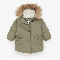 ZARA 05644580505 女婴绗缝保暖外套