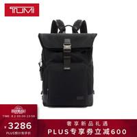 TUMI 途明Harrison系列男士商務時尚潮流雙肩包電腦包066021D黑色