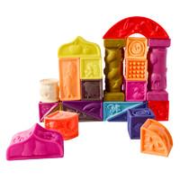 考拉海购黑卡会员:B.Toys 比乐 罗马城堡软浮雕积木 BX1003NTZ *2件