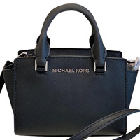 MICHAEL KORS 邁克·科爾斯 迷你Selma女士手提斜挎包