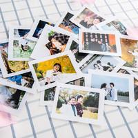 6寸相冊一本+5寸沖印洗照片60張