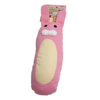 京東PLUS會員 : Petio 逗貓玩具 磨牙磨爪貓抱枕 柔軟玩具(含木天蓼)兔子 1個裝 *5件