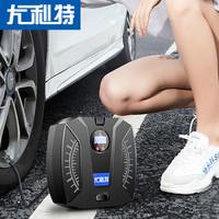 尤利特(UNIT)車載充氣泵輪胎電動小轎車便攜式汽車加氣泵打氣泵車用內含氣嘴 YD-371數顯