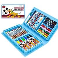 迪士尼 水彩筆繪畫蠟筆 38件套裝