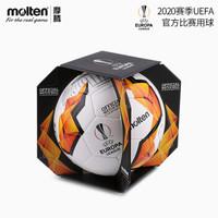 摩騰官方 molten摩騰足球5號2019/20賽季歐聯杯正式比賽用球5003 F5U5003-KO,禮盒裝