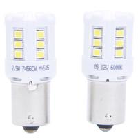 歐司朗 P21W  LED車燈剎車燈倒車燈后霧燈汽車燈泡輔助燈 7456CW