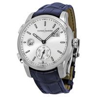 银联爆品日:ULYSSE NARDIN 雅典 GMT 双时区 3343126-91 男士机械腕表