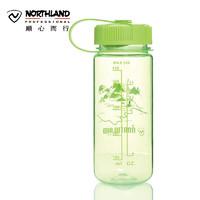 【品牌特惠】諾詩蘭NORTHLAND戶外運動水壺便攜旅行大容量水杯A990199