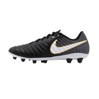 耐克Nike Tiempo Ligera新款傳奇7AG男子牛皮短釘足球鞋 897743-002