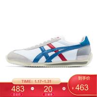 Onitsuka Tiger/鬼塚虎運動休閑鞋 CALIFORNIA 78 D110N-0143 白色/藍色 41.5 *3件