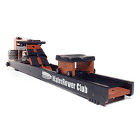 WaterRower 沃特羅倫 Club 俱樂部款 紙牌屋梣木水阻劃船機健身器