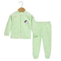 葆適得寶寶春秋套裝嬰兒純棉內衣四季衣服男女兒童秋冬裝兩件套8014