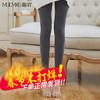 【四雙裝 春節不打烊】秋冬新款打底褲250g生態棉連腳一體褲修身顯瘦女士保暖褲盒裝