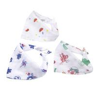 Kaili 開麗 嬰兒口水巾  3條裝 *9件