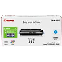 Canon 佳能 CRG 317 C 原裝硒鼓 適用于iC MF9220Cdn