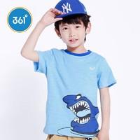 361度男童短袖針織衫夏季K54221081