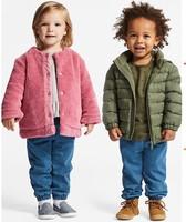 Uniqlo 優衣庫 嬰幼兒 彈力牛仔保暖褲