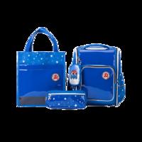 护脊减负书包升学礼盒1-4年级 3件套装
