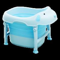 hellogino 兒童折疊浴桶