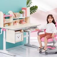 igrow 愛果樂 魔方收納3.0 實木可升降兒童學習桌
