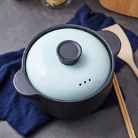 蘇寧極物 陶瓷耐熱養生湯鍋 4L