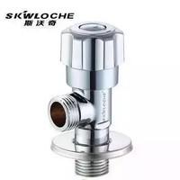 斯沃奇 PJ5002 條形輪角閥 *3件
