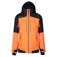 phenix菲尼克斯滑雪服男秋冬新品防水外套保暖滑雪服男PS972OT33 亮橙色VOR L