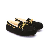 Everugg有香味的毛豆豆鞋內增高防水防污雪地靴11682